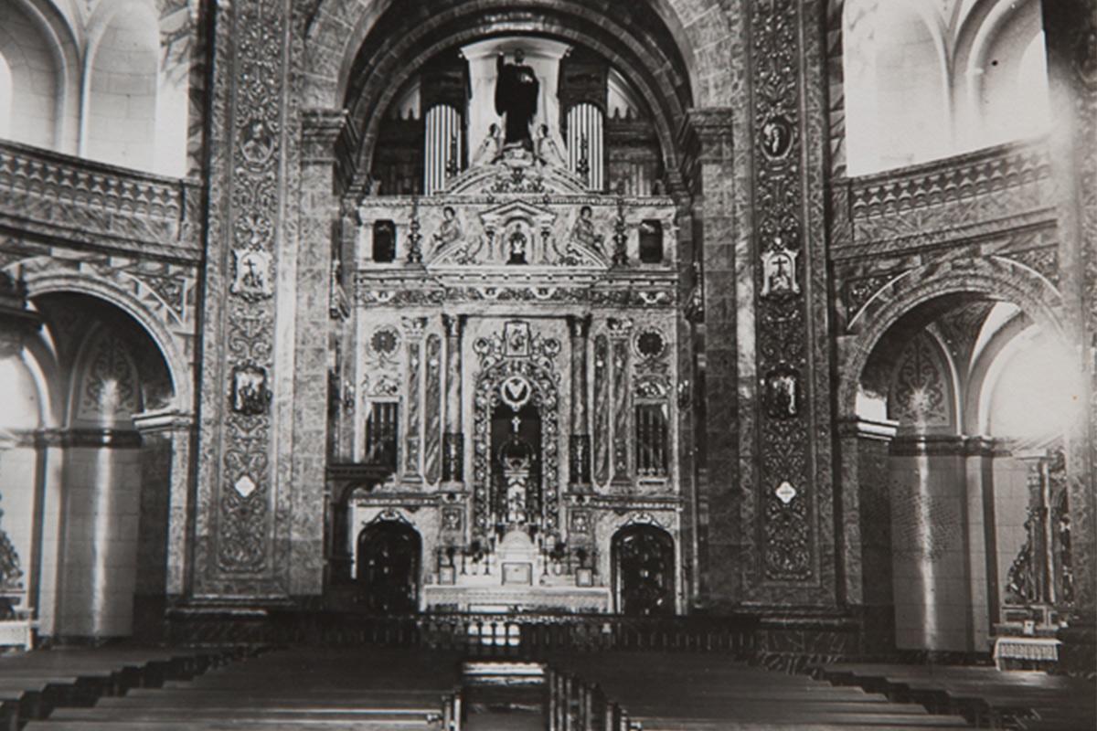 Historia de la Parroquia de San Agustín